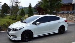 NEW 2015 Kia K3 Cerato Body Kit