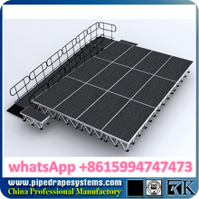 portable mobile smart stage for outdoor company events,eco friendly department store