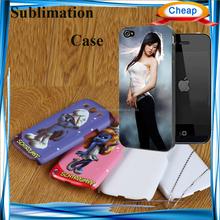 3d sublimation phone case ,3d sublimation for iphone 6 plus & mobile phone case printing ,sublimation blank cover