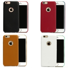 "PU Premium Soft Leather Cover Case for iPhone 6 & 6s 4.7"" Wholesale Los Angeles"