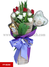 Send Birthday Flowers and gifts to the Philippines with free flower delivery in selected areas