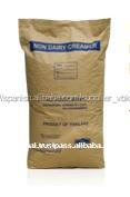 De alta calidad cremoso no- leche y productos lácteos creamer con varios contenido de grasa