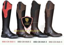 Burnish Leather Half chaps&Gaiters / Horse Riding Geniun Leather Half Chaps / Horse Riding Natural Leather Half chaps/Gaiters