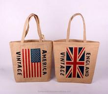 elegant jute designer bag/ jute tote bags