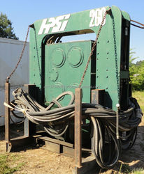 HPSI 260 Hydraulic Pile Driver- >ICE Pile Hammer