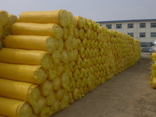 Fiberglass Insulation, board, blanket, tube, with aluminum foil and with velemat