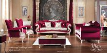 Mira Classic Sofa
