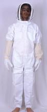 Crianças venda quente de algodão puro abelha protecção roupa terno para venda, Crianças atacado apicultor terno apicultura roupa
