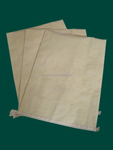 kraft paper laminated with pp woven fabric