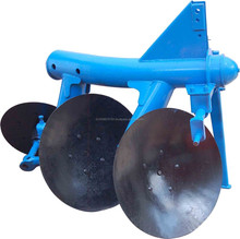 High quality agricultural machinery farm implement disc plough 1LY-3 (3 disc plough)