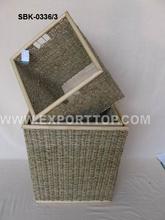 Nice seagrass basket from Vietnam (lilly.etopvn@gmail.com)