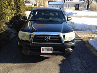 USED PICK UP - TOYOTA TACOMA (LHD 10020 GASOLINE)