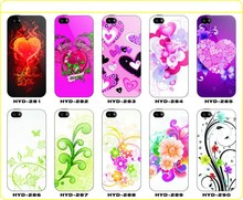 water transfer printing mobile phone covers custom cellphone case