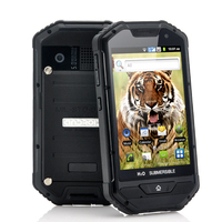 "4 Inch ""Kolos II"" Rugged Android Phone - Black"