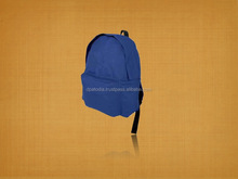 Organic Cotton Library Backpack