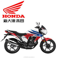 Honda 150cc motorcycle SDH(B2)150-F with Honda patented electromagnetic locking system