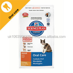 Hill's Science Plan Oral Care Adult Cat Food with Chicken