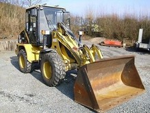 CAT 908 Wheel Loader - Stock no:11225