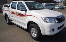 Toyota Hilux Automatic 2.7L Double Cab 4WD Export Full option HILUX 4X4 sale