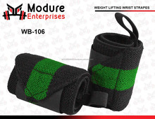 Heavy Duty and Durable Elasticated Wrist Wraps