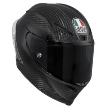 AGV Corsa Pista Carbon Fiber Full Face Racing Moto GP Motorcycle Helmet