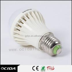 High Brightness 7W9W12W led bulb zhongtian