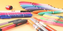 Various types of Japanese pen brands , calligraphy pen , marker etc.