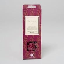 INCENSE CONES 40 CT RED CURRANT #1390