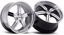 18 inch chrome AMG replica rims and tires for Mercedes Benz