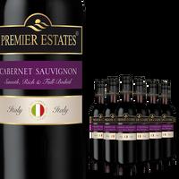 Italian Cabernet Sauvignon Red Wine