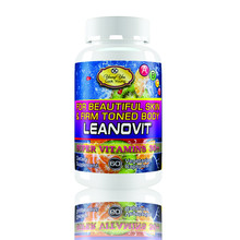 Leanovit Fat Burning Multivitamins for Muscle Strength, Toned Body and Beautiful Skin