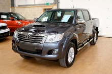 Used Toyota HiLux 4x4 Double Cab PickUp - Right Hand Drive - Stock no: 11552