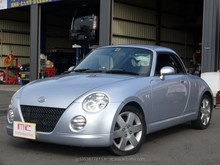 daihatsu copen 2002 Right hand drive and Reasonable sports car japan used car with Good Condition made in Japan