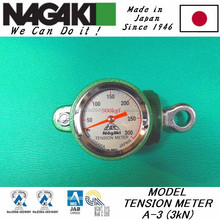 power meter Original 3 kN dynamometer Model A-3 for industrial use , N or kgf unit available