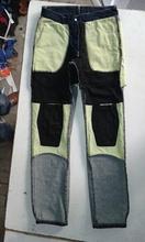 fashion slim fit distressed biker jeans JXL21064