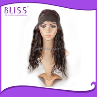 full lace wig brazilian remy with bangs,human hair full head wigs