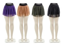 Wholesale Women's Polka Dot Mini Skirts