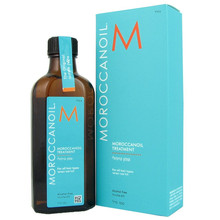 For New Original Moroccan Oil Hair Treatment 3.4 Oz Bottle with Blue Box