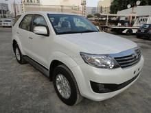 Used LHD Toyota Fortuner 2.7L (Gasoline/Petrol) 2011