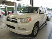 LHD Used 2010 Toyota 4Runner 4.0L V6 SR5 RWD [071415]