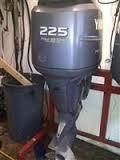 Used Yamaha 225HP 4-Stroke Outboard Motor Engine