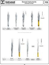 "Adson-Standard Dressing Forceps 12cm/4 3/4"" adson forceps"