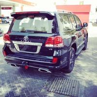 2015 Toyota Land Cruiser VXR Turbo Diesel Sport Edition NEW Dubai Export