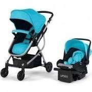 free shipping Blue Baby Travel System Car Seat Stroller Pram Infant Graco Chicco