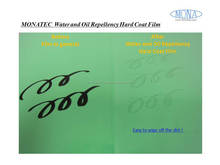 Reliable and eco-friendly films for waterproof cover at smartphone, touch panels, automotive parts , OEM also available