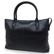 High quality business men leather bag also suitable for casual occasions