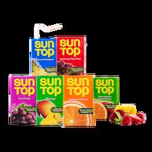 Available Suntop Fruit Juice 125ml ready to supply