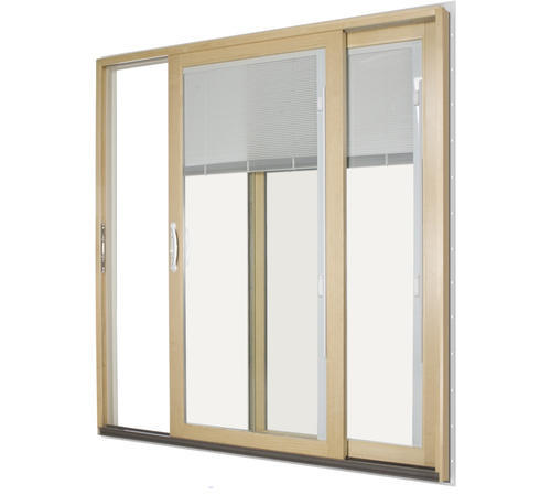 Interior Room Aluminum Sliding Glass Doors With Blinds Between Glass Buy Interior Wooden Glass