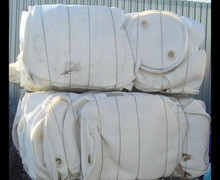 HDPE white drum scrap/ HDPE blue drum scrap