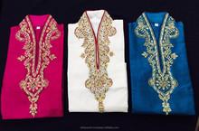 Men Short Kurti Designs for Wholesale in Multi Colors